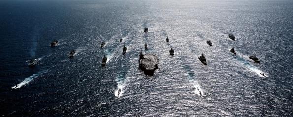 Báo Mỹ: 'Hiếu chiến phải được đáp trả bằng hiếu chiến'