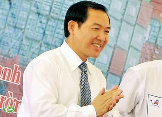 Bị can Dương Chí Dũng.