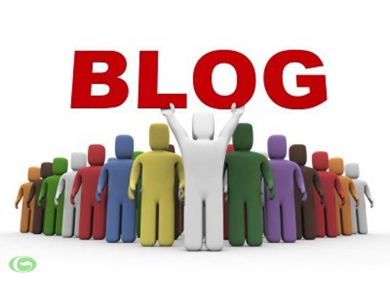 Blog - Công cụ mở trên môi trường Internet