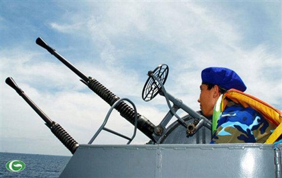 Cảnh giác, đấu tranh chống sự xâm phạm lãnh hải của nước ngoài