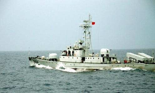 Chính vì sự quyết tâm, dũng cảm, mưu trí, Cảnh sát biển đã xua đuổi nhiều tàu xâm phạm lãnh thổ của Việt Nam.
