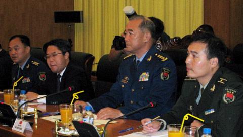 Việt - Trung đối thoại chiến lược quốc phòng tại Hà Nội