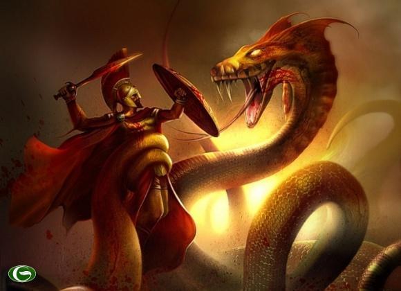 """Dũng sĩ Héc -quyn (Hercules) đã nghĩ ra cách dùng lửa đốt ngay chỗ vết thương của những cái đầu vừa bị chặt. Vậy đâu là """"lửa"""" để diệt """"rắn Hydra - thông tin bẩn trên internet""""?"""