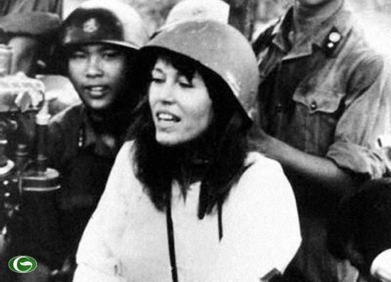 Jane Fonda tại Hà Nội
