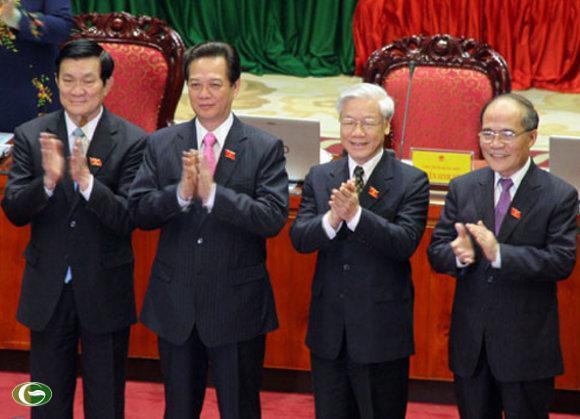 Tất cả lãnh đạo Việt Nam luôn luôn thực hiện chính sách nhất quán của Đảng và nhà nước.