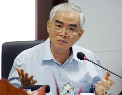 """Ngày 31/8, """"Quan làm báo"""" đăng tin """"Chủ tịch Eximbank sắp bị bắt"""". (Ảnh: Thành Luân)"""