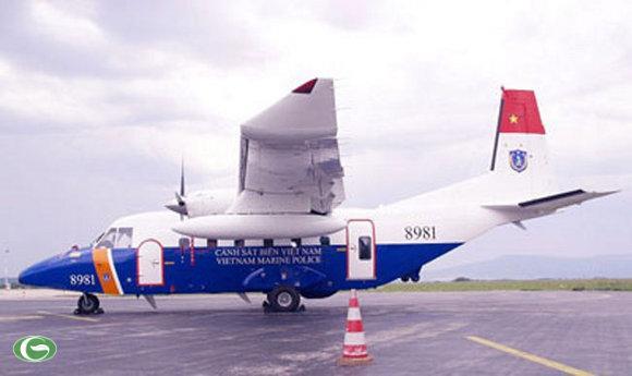 Máy bay tuần thám biển C-212-400