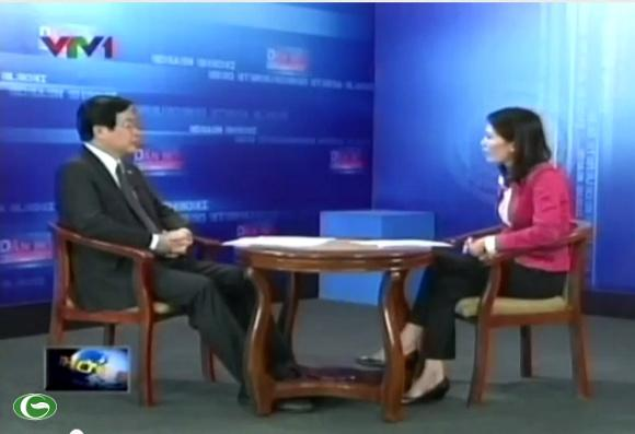 Bộ trưởng Nguyễn Bắc Son trả lời về Quan Làm Báo, Dân Làm Báo