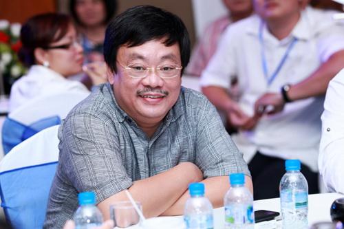 Tuy nhiên, trên thực tế, ông Nguyễn Đăng Quang - Chủ tịch Hội đồng quản trị Công ty cổ phần Tập đoàn Masan, Phó chủ tịch hội đồng quản trị Ngân hàng Techcombank không hề bị bắt.(Ảnh: Thành Luân)