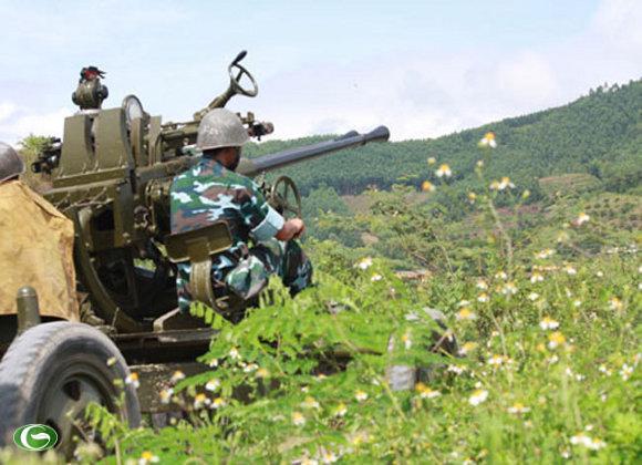 Kíp chiến đấu các phân đội PPK làm kế hoạch hành quân cơ động; tính khả năng bắn; thực hành thu hồi, cơ động nhanh, chiếm lĩnh trận địa, chuẩn bị chiến đấu theo các tình huống.
