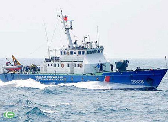 Tàu Cảnh sát biển Việt Nam