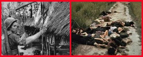 Tội ác của quân đội Mỹ trong chiến tranh Việt Nam