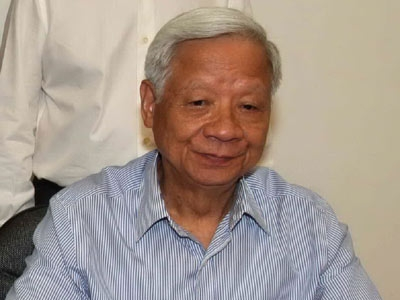 Ông Trần Xuân Giá - nguyên Bộ trưởng Bộ Kế hoạch và Đầu tư, cựu Chủ tịch Hội đồng Quản trị ACB.
