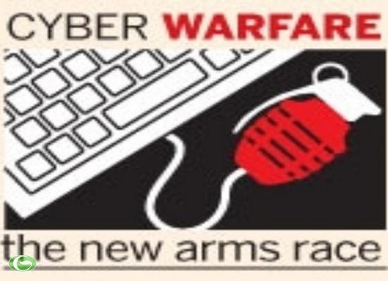 Chạy đua vũ trang trên không gian mạng