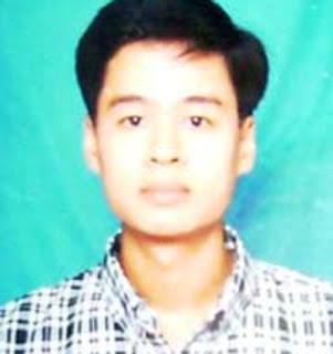 Đồng Xuân Phong khi bị cơ quan Cảnh sát điều tra Công TPHCM truy nã - Ảnh: CAND