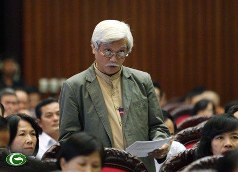 Đại biểu QH Dương Trung Quốc