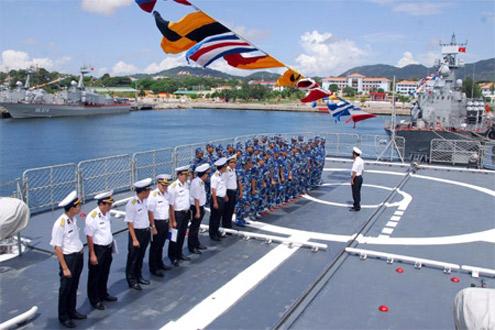Cuộc thi tàu tốt lần thứ 4 năm 2012 vừa được tổ chức ở 5 khu vực thi, từ Vùng 1 đến Vùng 5.