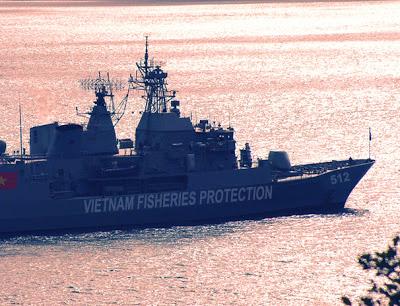 Lực lượng kiểm ngư Việt Nam (hình minh họa)