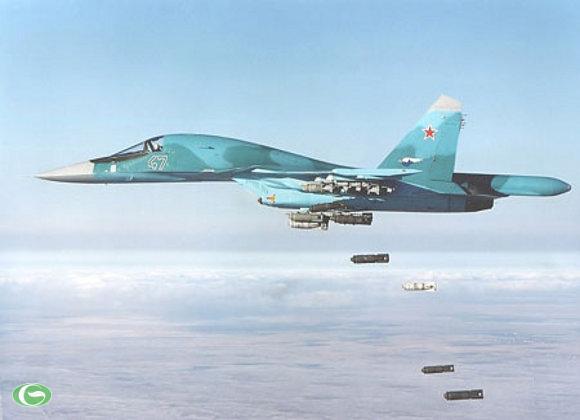 Máy bay ném bom Su-34 sẽ làm cho Không quân Việt Nam mạnh hơn bao giờ hết