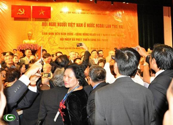 Hội nghị người Việt Nam tại nước ngoài lần 2