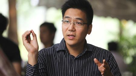 Ông Nguyễn Minh Đức, giám đốc bộ phận an ninh mạng Trung tâm BKAV.