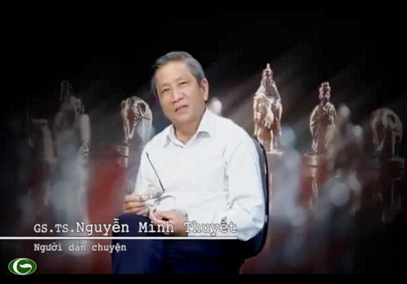 GS.TS. Nguyễn Minh Thuyết