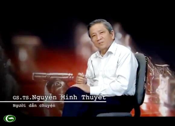 GS.TS. Nguyễn Minh Thuyết ( Người dẫn chuyện)