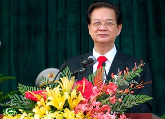 Thủ tướng Nguyễn Tấn Dũng nhấn mạnh, Học viện Cảnh sát nhân dân cần tiếp tục xác định mục tiêu, nhiệm vụ trọng tâm trong giảng dạy, nghiên cứu khoa học đó là, xây dựng, phát triển Học viện trở thành một trường đại học trọng điểm của ngành và của quốc gia.