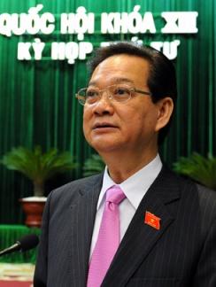 Thủ tướng Nguyễn Tấn Dũng -Ảnh: VIỆT DŨNG