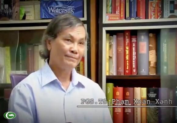 PGS.TS Phạm Xuân Xanh
