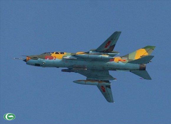 Su-34 sẽ thay thế xứng đáng máy bay ném bom Su-22 đã cũ của Không quân Việt Nam