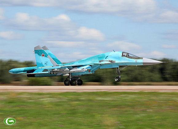 Khi nào máy bay chiến đấu Sukhoi Su-34 được Nga cho phép xuất khẩu, đơn đặt hàng của Việt Nam sẽ được chấp nhận ngay lập tức.