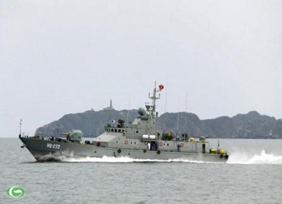 Sở trường của loại tàu như TTP400-TP của Việt Nam là chống đổ bộ