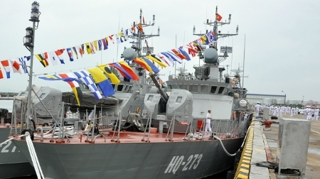 Tàu pháo HQ273