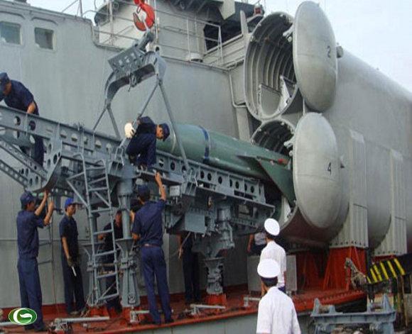 Tên lửa chống hạm P-15M
