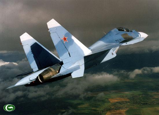 Việt Nam mua các máy bay tiêm kích Su-30 của Nga