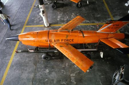 Hàng chục chiếc UAV BQM-34A đã bị bắn rơi trên bầu trời miền Bắc giai đoạn 1965-1973.