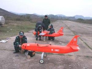 Mục tiêu bay M-100CT dành cho huấn luyện bắn đạn thật các đơn vị pháo cao xạ, tên lửa.