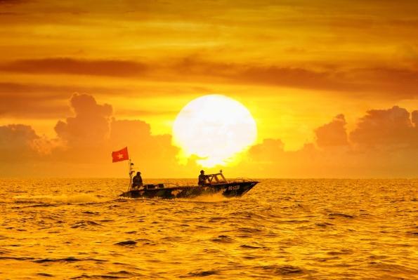 Tuần tra bảo vệ chủ quyền biển đảo