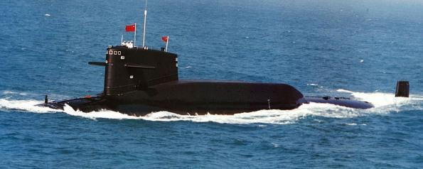 Tàu ngầm và trò chơi mèo vờn chuột ở biển Đông