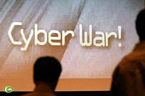 Cyber War lan rộng