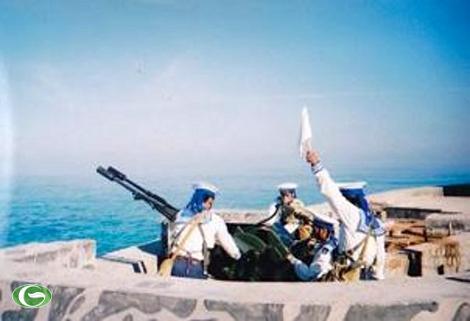Hải quân nhân dân Việt Nam quyết giữ chủ quyền thiêng liêng của Tổ quốc
