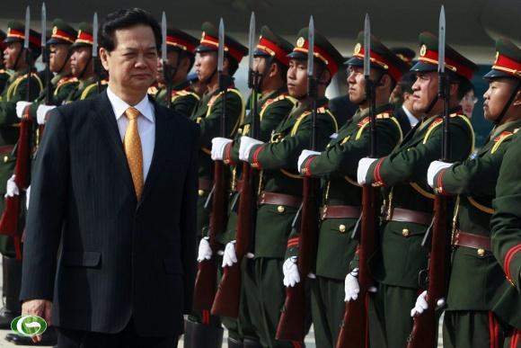 Thủ tướng Nguyễn Tấn Dũng dự Hội nghị cấp cao ASEM 9