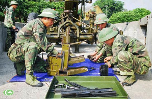 Thông qua diễn tập, khả năng tổ chức chỉ huy, phối hợp hiệp đồng thực binh bắn đạn thật của Lữ đoàn được nâng cao, sẵn sàng đáp ứng yêu cầu nhiệm vụ trong mọi tình huống.