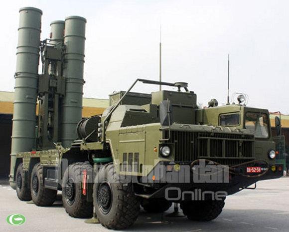 Đây cũng là vũ khí sẽ đối chọi có hiệu quả với các loại tên lửa và máy bay hiện đại của đối phương.