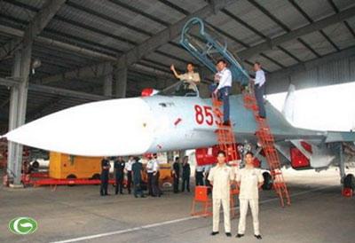 Máy bay tiêm kích Việt Nam