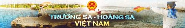 Trường Sa - Hoàng Sa: Việt Nam!