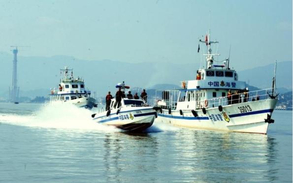Biên đội tàu tuần tra Hải cảnh Trung Quốc (cảnh sát biển)