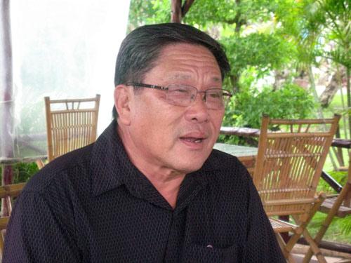 Ông Đặng Quốc Tuấn - Ảnh: Nguyễn Khoa Chiến