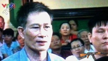 Bị cáo Nguyễn Văn Hải